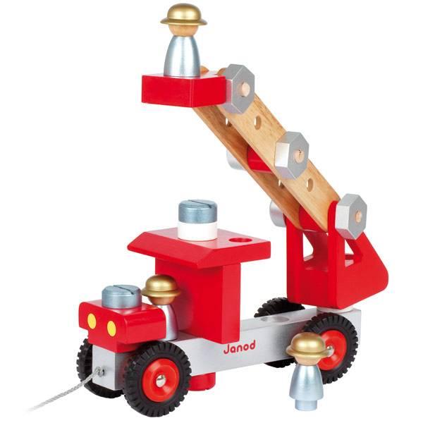 Camioncino dei pompieri