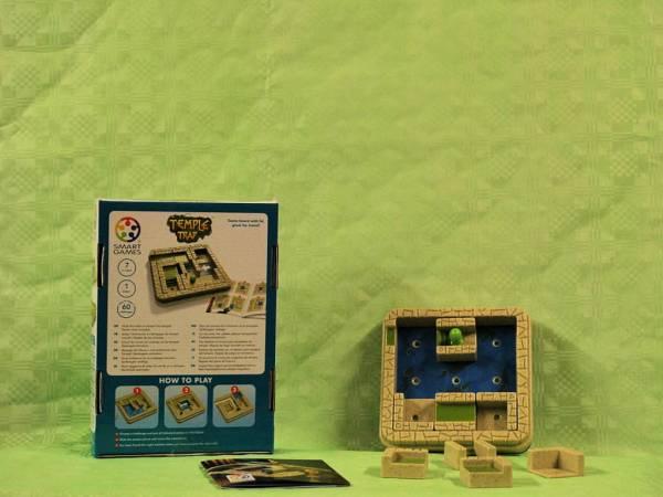 Temple Trap Smart Games 2