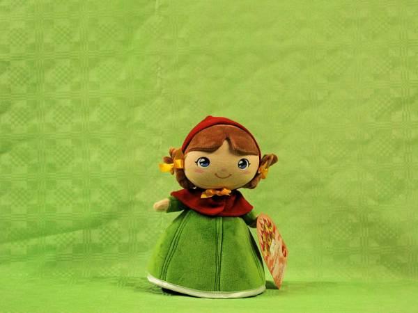 Bambola Cappuccetto Rosso Trudi 2