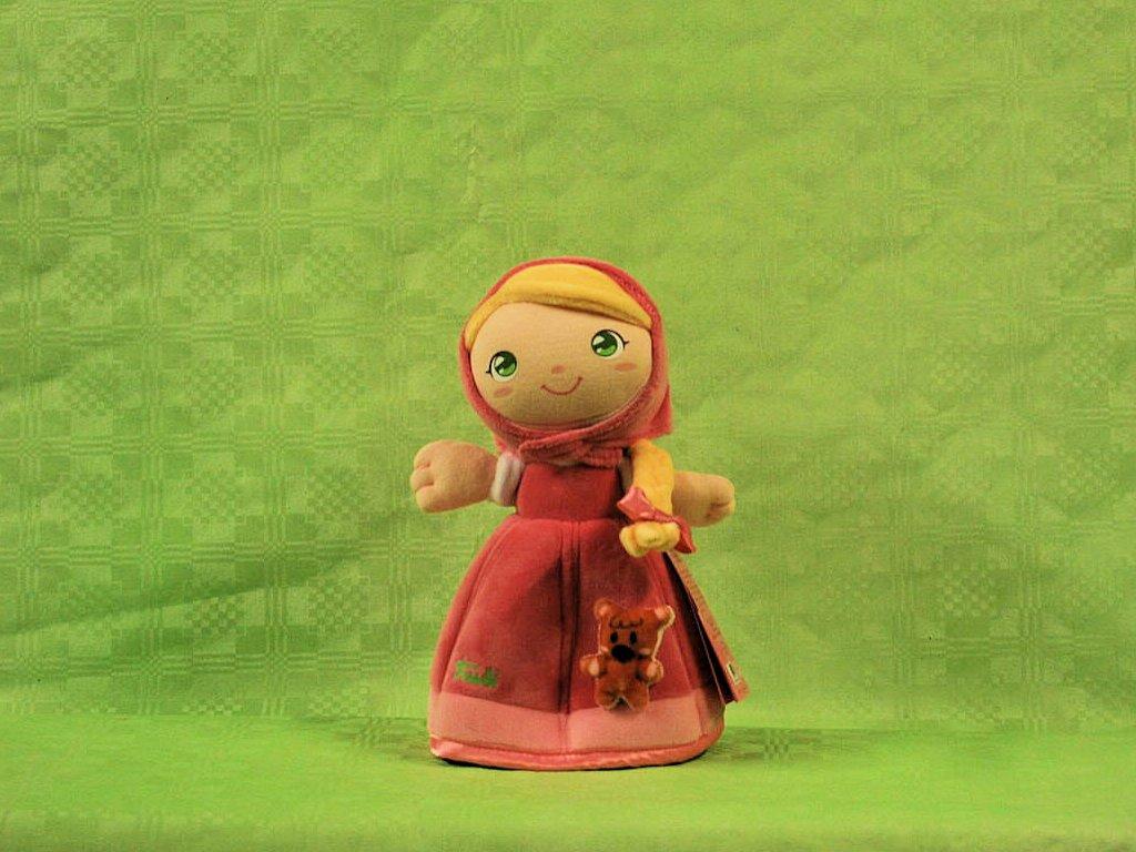 Bambola Orsetto Trudi 2