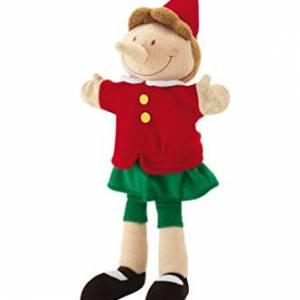 Pinocchio marionetta peluche