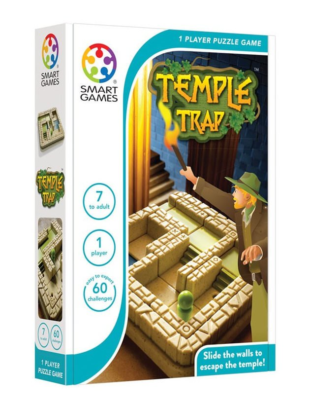Temple Trap Smart Games