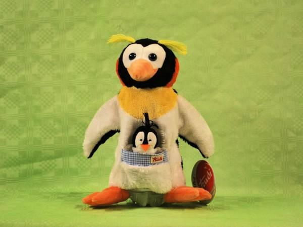 pinguino con cucciolo