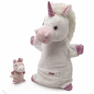unicorno con cucciolo