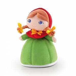 Bambola Cappuccetto Rosso Trudi