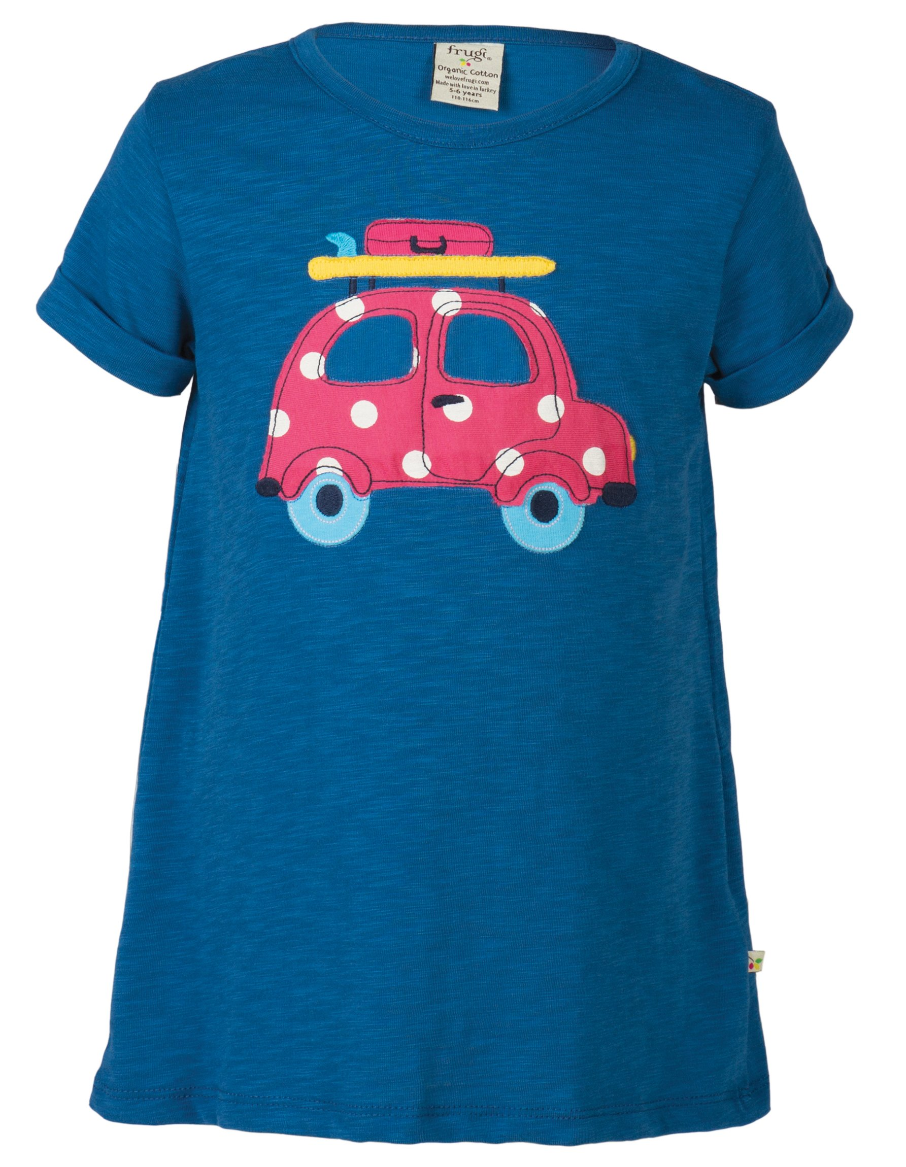 T-shirt con macchina