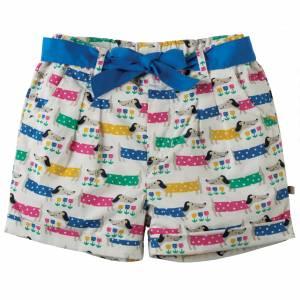 shorts con bassotti