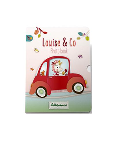 Album fotografico Louise