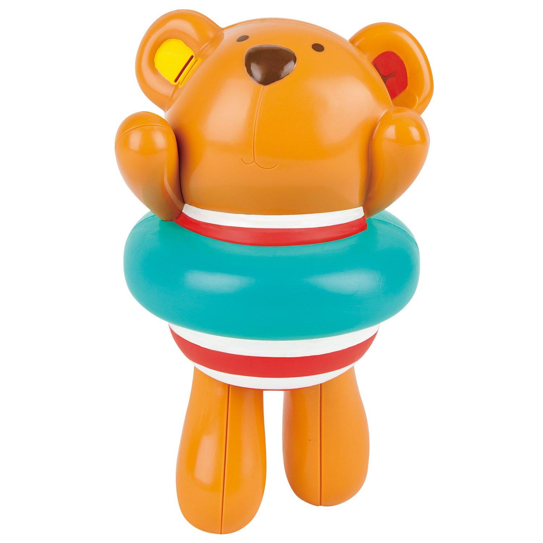 teddy nuotatore