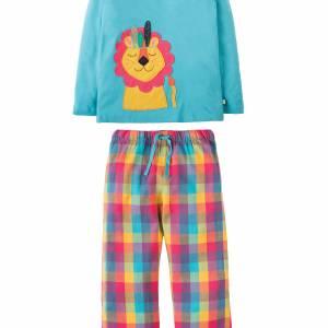 pigiama con leoone 1