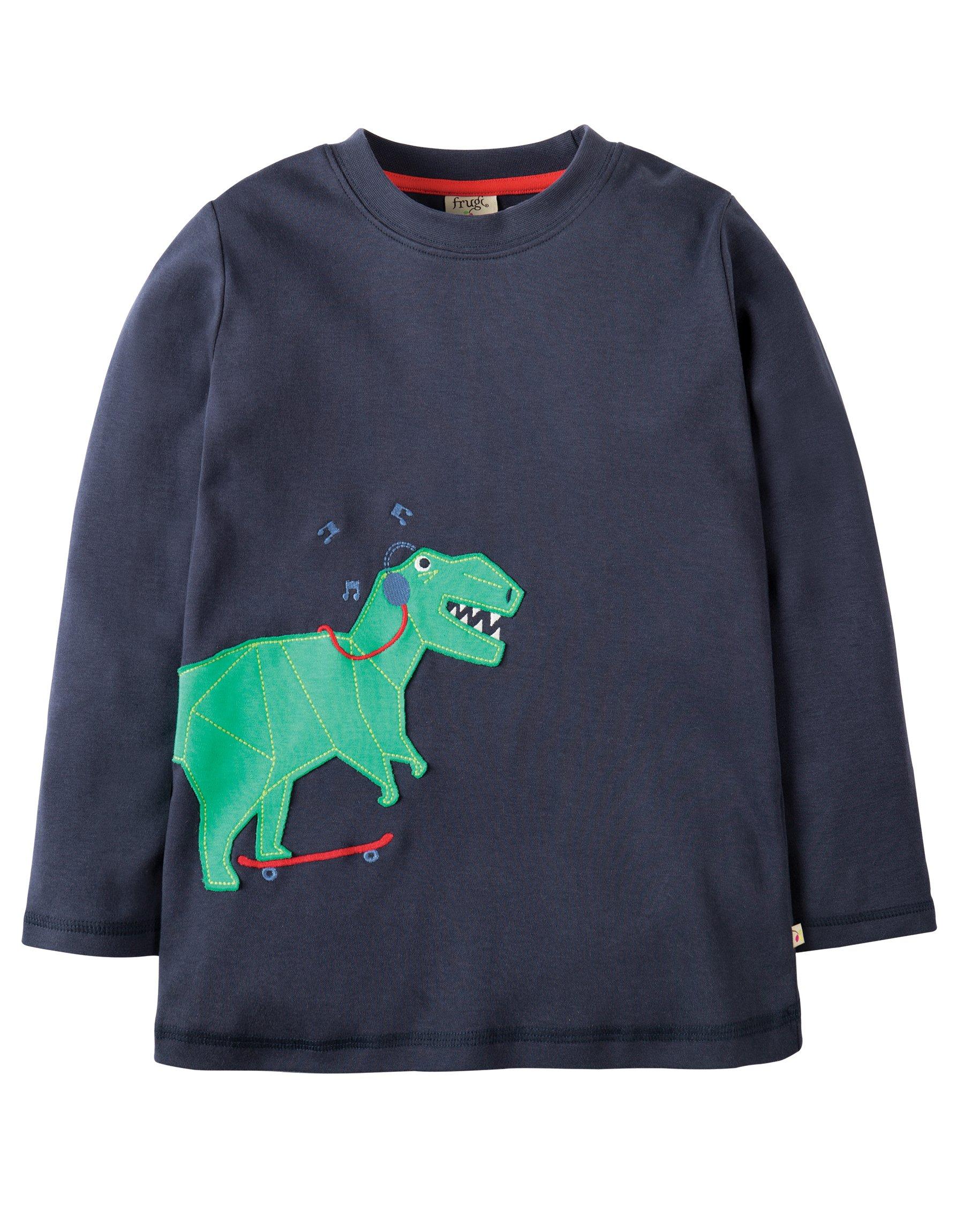 maglietta con t-rex 1