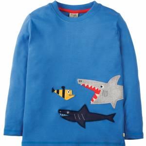maglietta con pesci