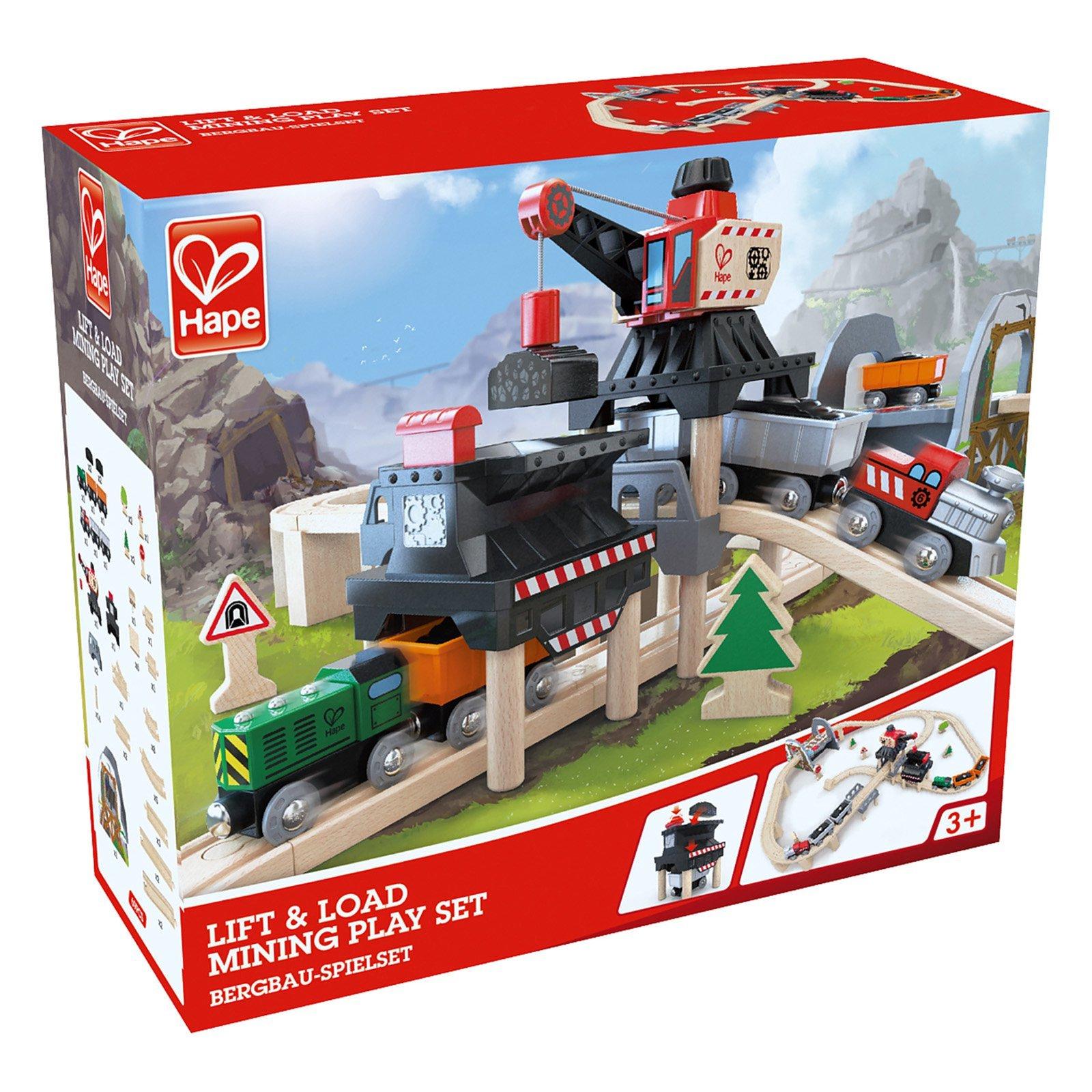 set miniera e treno 1