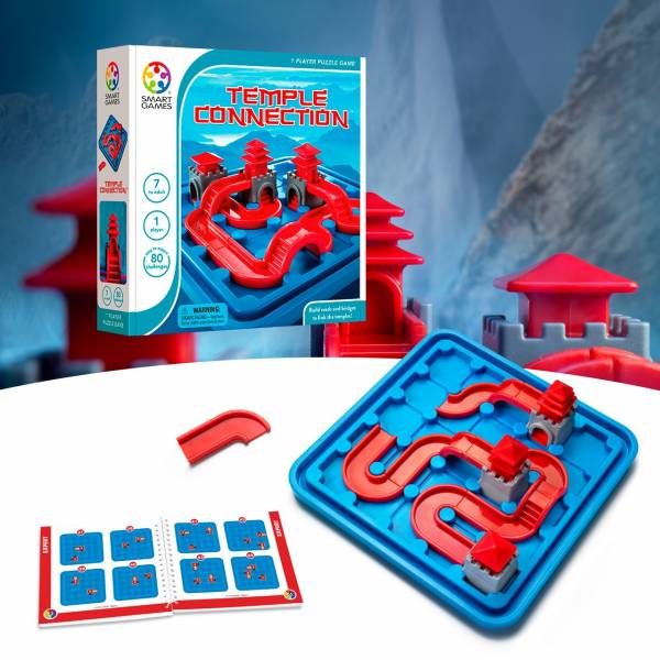 temple connection smart games 2