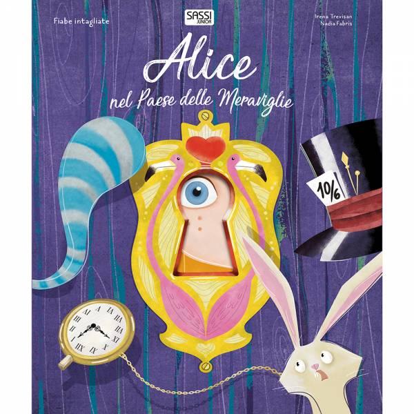 Alice fiabe intagliate