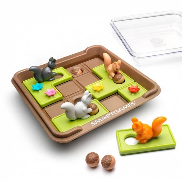 smart games squirrels go nut 2