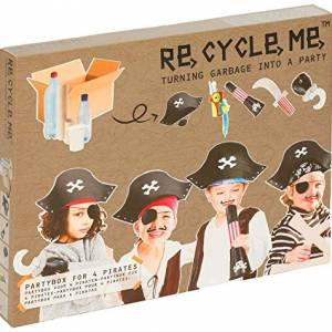 Recycle Me Partybox Pirati 1