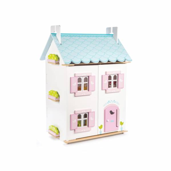 Blue Bird Cottage Le Toy Van Casa delle Bambole 1