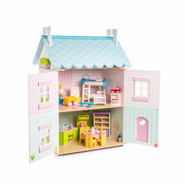 Blue Bird Cottage Le Toy Van Casa delle Bambole 3