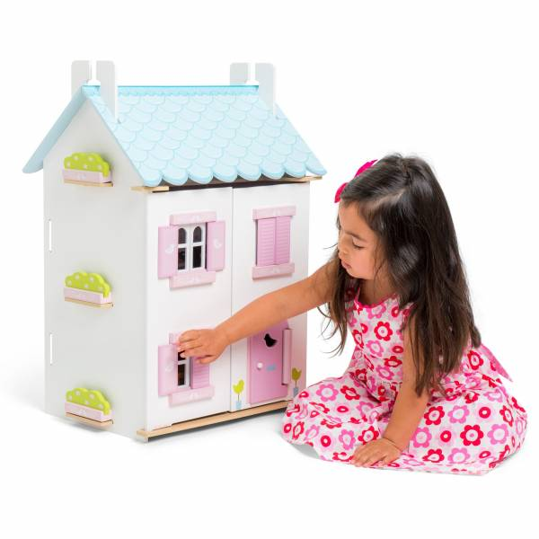 Blue Bird Cottage Le Toy Van Casa delle Bambole 6
