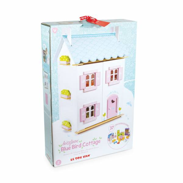 Blue Bird Cottage Le Toy Van Casa delle Bambole 8