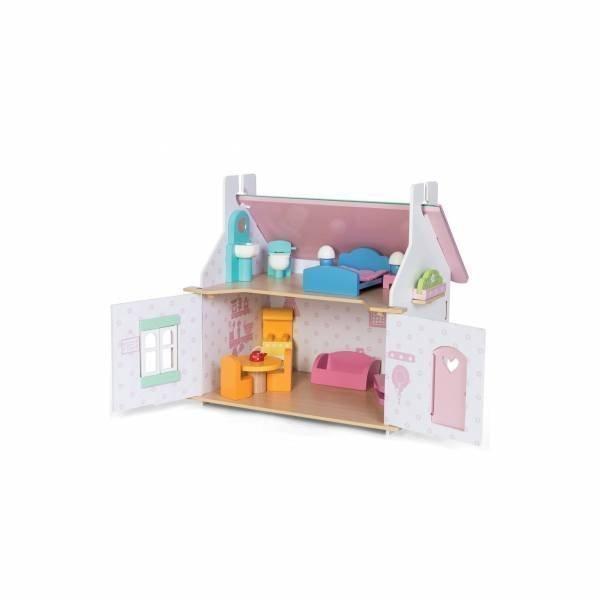 Lily's Cottage Le Toy Van Casa delle Bambole 2