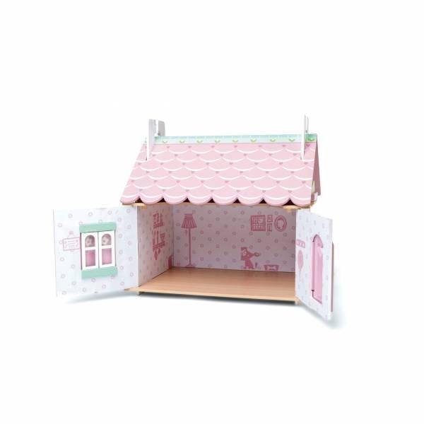Lily's Cottage Le Toy Van Casa delle Bambole 4