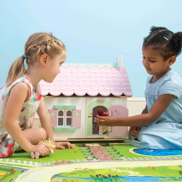 Lily's Cottage Le Toy Van Casa delle Bambole 5