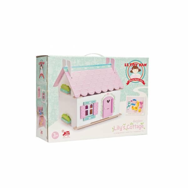 Lily's Cottage Le Toy Van Casa delle Bambole 6
