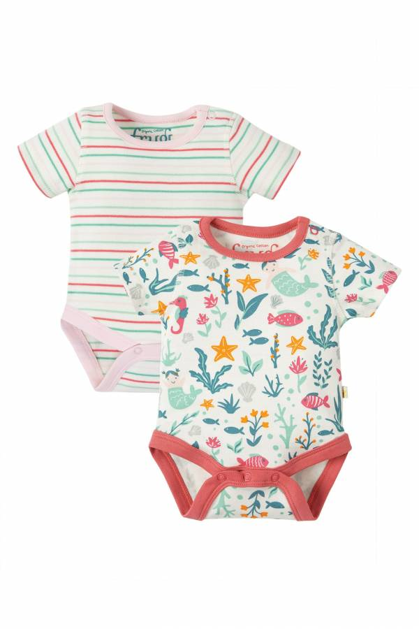 Bailey 2 Back Bodies fondale mare Frugi