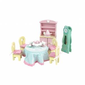 Daisylane Drawing Room Le Toy Van Casa delle Bambole 1