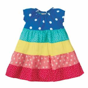 Abito Frugi Dorothy Twirly Dress multicolore