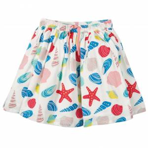 gonna a ruota Fiona Full Skirt stella Frugi