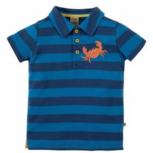 Penwith Polo Shirt granchio Frugi