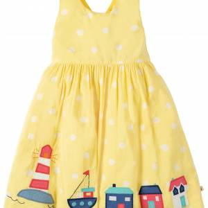 abito Porthcurno Party Dress Frugi