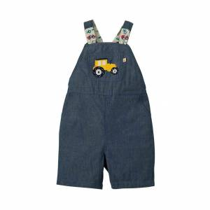Salopette Frugi Rory Reversible Dungaree