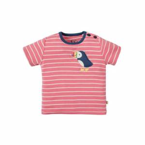 Wilbur Appliqué T-shirt Frugi