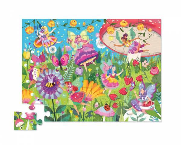 Puzzle Crocodile Fairy Garden 1