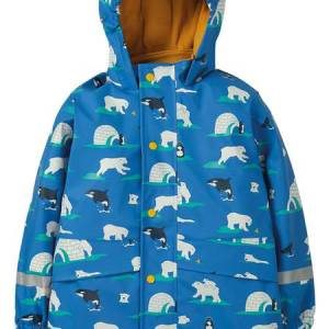 Cappotto Puddle Buster Frugi
